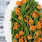 20 Minute Meal: Spicy Asian Green Beans and Shrimp
