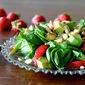 Strawberry-Avocado Spinach Salad with Copycat Brianna's Poppyseed Dressing