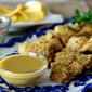 Pistachio Crusted Chicken Bites