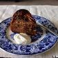 Pear, Dark Chocolate and Cardamom Cake