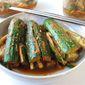Cucumber Kimchi (Oi Sobagi)