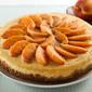 Texas Peach Cheesecake