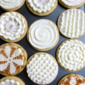 Pumpkin Spice Cut-Out Cookies #OXOGoodCookies