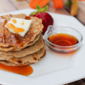 Our Old Favorite Pancakes…Now Made Gluten-Free! {RECIPE}
