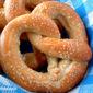 German Pretzels (Bretzen)