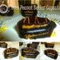 Oreo Peanut Butter Cupcake
