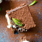 Tiramisu Cake Squares