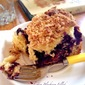 RECIPE: Lemon Blueberry Filled Coffee Crumb Cake