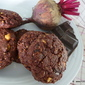 CHOCOLATE nut BEET cookie - No Egg