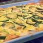 Frittata di zucchine al forno (Baked Frittata with Zucchini)