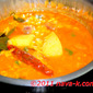 Sambar ( Indian Dhal Curry)