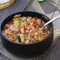 Mexican Chicken Tortilla and Rice Soup