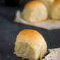 Garlic and Rosemary Dinner Rolls
