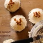 Salted Caramel Apple Cupcakes - National Cupcake Week Pt 1