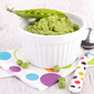 Homemade Baby Food Recipes: Pea Puree