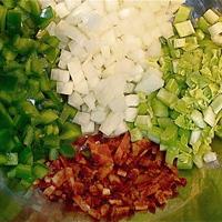 Cajun Crowder Beans