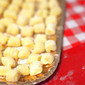 Potato Gnocchi: firm outside with a delicate and soft texture inside, not chewy, not soggy… simply delicious!