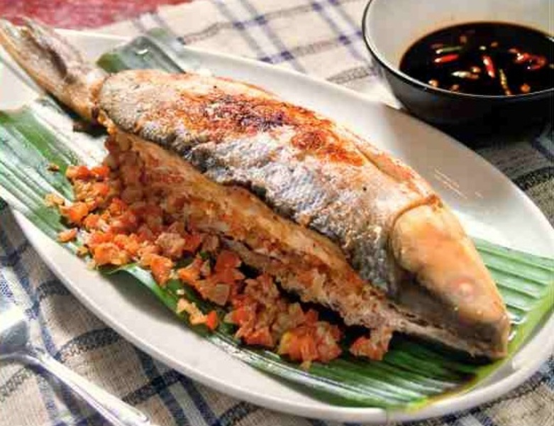 Boneless Inihaw Na Bangus Recipe By Shalina Cookeatshare