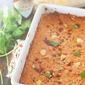 Cream Cheese Chicken Enchilada Dip