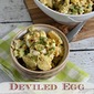 Kicking Off #10DaysofTailgate With A Deliciously Spicy Deviled Egg Potato Salad