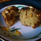 Peanutty Banana Streusel Muffins