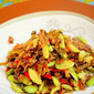 Chilli Petai (Stink Beans) With Anchovies