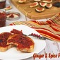 Ginger & Spice Fig Jam
