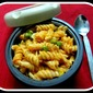Tomato cheese pasta ~Kids Lunch Box Recipe
