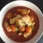 Feels Like Home: My Mom's Gazpacho