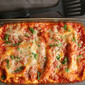 Sneaky Zucchini Lasagna and a Giveaway from Snack Girl!
