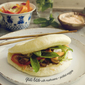Gua Bao with Mushrooms and Pickled Veggies