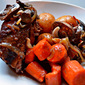 Week Day Comfort Food: Slow Cooker Pot Roast