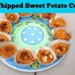 GF Whipped Sweet Potato Muffin Cups