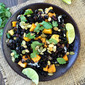 Black Bean and Butternut Squash Ragout