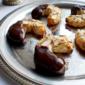Chocolate-Glazed Almond Horns #FourDaysofEid