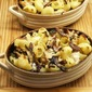 Ina First Fridays: Conchiglie al Forno with Mushrooms and Radicchio