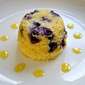 Individual Lemon and Blueberry Steamed Pudding Recipe - Steam Combination Oven
