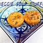 Soup Veggie Muffins