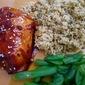 Crockpot Apricot and Onion Chicken