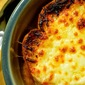Slow Roasted French Onion Soup for SRC