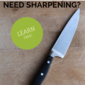Monday Mission: Sharpen up Your Knife Skills