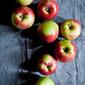 Rustic Apple Tart With Hemp Seed Crumb Topping