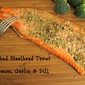 Quick and Simple Steelhead Trout Recipe