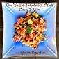 One Skillet: Vegetables, Black Beans & Rice
