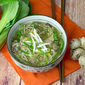Slow Cooker Pork & Noodle Soup