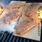 Island Jerk Salmon on Cedar Planks