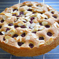 Raspberry and Triple Almond Cake - Recipe