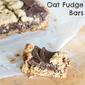 Oat Fudge Bars – Gluten-Free