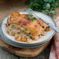 Veggie Lovers Lasagna + an #IHeartDreamfields giveaway