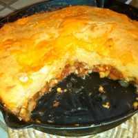 Southwest Vegetarian Pot Pie